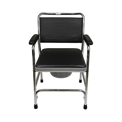 Portable Bedside / Shower Commode Chair, Bathroom Aid, Free Shipping, Ausstock
