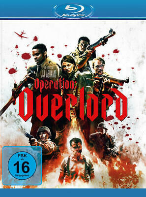 Paramount Home Entertainment Operation: Overlord (BLU-RAY)