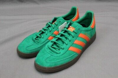 Adidas Handball Spezial Bd7620 Base Green/Raw - St Patricks Day Bd7620