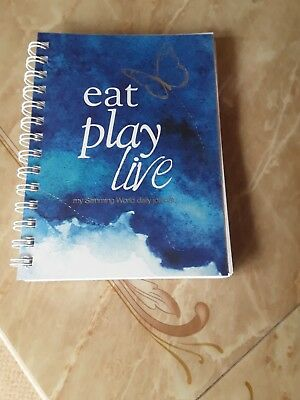 Slimming World 12 Weeks Daily Diary/journal/eat Play Live. New