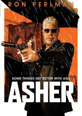 Asher (DVD) REGION 1 DVD (USA) IN STOCK READY TO POST BRAND NEW & SEALED DVD