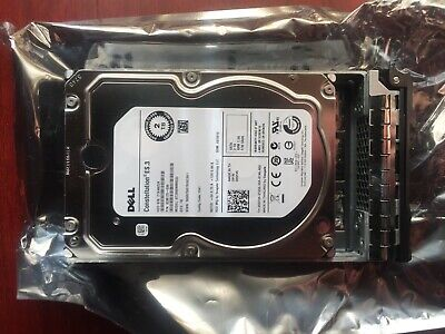"""Dell 9ZM175-036 2TB 7.2K SATA 6Gbps 3.5"""" Hard Drive WITH CADDY"""