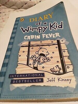 Diary of a Wimpy Kid Collection - 6 Books, Paperback, 2017 USED