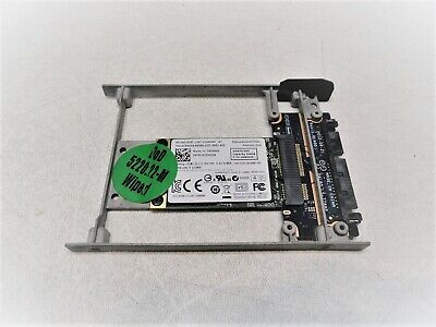 Dell / Lite-On CDWX9 LMT-256M6M 256GB mSATA SSD Solid State Drive w/Connector