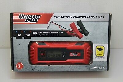 Ultimate Speed Car Charger ULGD 5.0 A1