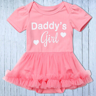 e88c2ecfd25 CARTERS BABY GIRLS Daddy's Princess Outfit Bodysuit And Tutu ...