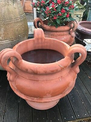 Terracotta pots - Genuine hand made Tuscan pottery
