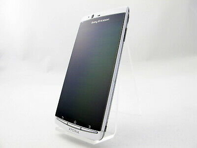 Sony Ericsson Xperia ARC S Lt18i White without Simlock Phone Acceptable