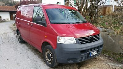 vw t5 transporter 1.9tdi 12.2020 84ps