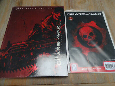 Gears of War 2 Strategy Guide NEW