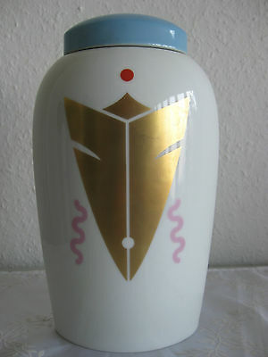 Teedose Rosenthal Twinings Collection 2006 Design Alessandro Mendini Tea Caddy
