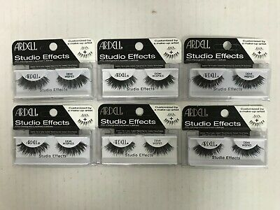 8a54d3ee345 6 Pairs Ardell Studio Effects False Eyelashes - Demi Wispies Black - El 5224