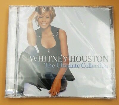 Whitney Houston / The Ultimate Collection (Best of / Greatest Hits) NEW CD