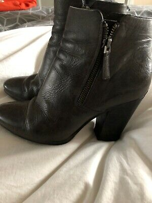 Michael Kors Grey Ankle Boots Uk 5