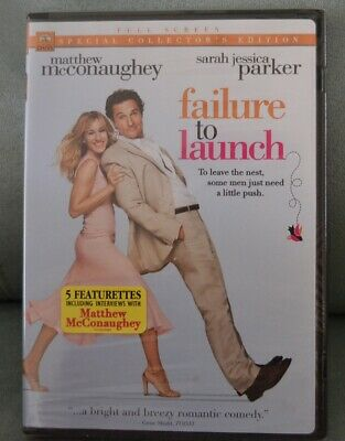 New DVD FAILURE TO LAUNCH
