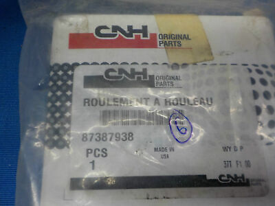 Case / New Holland: BEARING, ROLLER, Part # 87387938