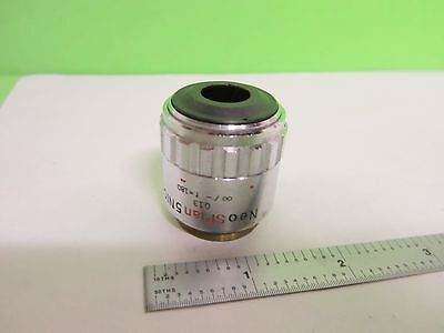 Olympus Objective Neosplan Nic 5X Infinity Microscope Part Optics Bin#25-14-10