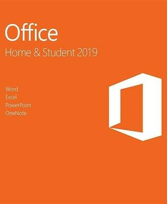 Office 2019 Home and Student 1PC Vollversion Neu ---AKTIONSPREIS----