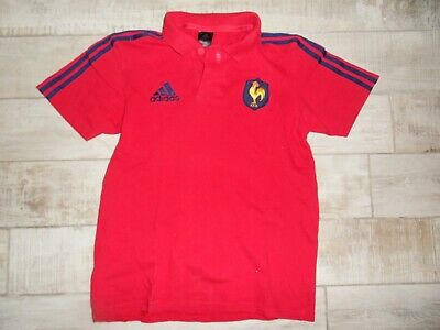 Representation Polo Rugby De France Adidas Equipe Vintage Maillot UqpLSMVGjz