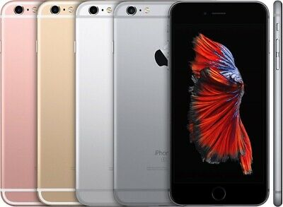 Apple iPhone 6S 16gb/32gb/64gb/128gb Unlocked Smartphone Gold, Silver, Gray Rose