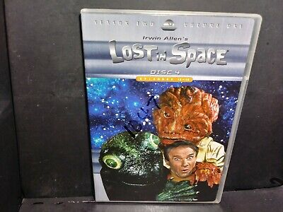 LOST SEASON 1 Disc 3 Episodes 107 - 110 Dvd Disc - $3 99