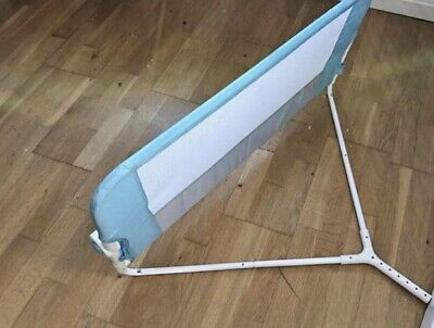 Lindam Bed Guard - Blue - Good Condition