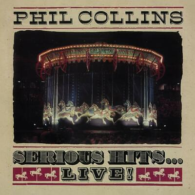Phil Collins - Serious Hits...live! (Remastered) Digipak  Cd Neuf