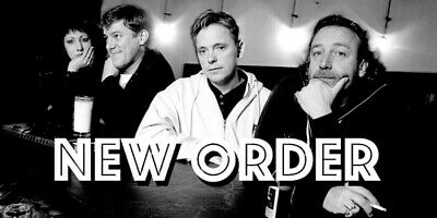 Place NEW ORDER Concert LYON  28 JUIN (Non Nominative) Ticket NEW ORDER SOLD OUT
