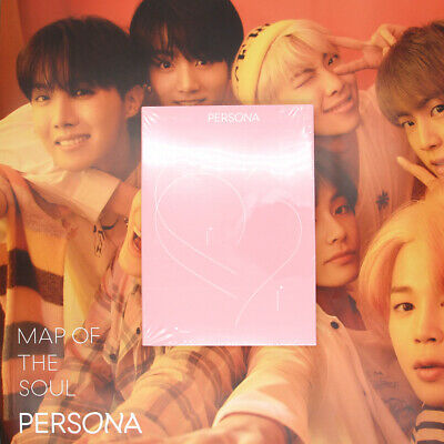 [BTS]MAP OF THE SOUL : PERSONA / Version. 1 Album / New, Sealed