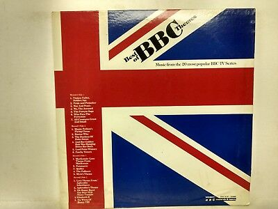 Best Of BBC themes Music From 20 Most Popular BBC-TV Series 2LVinyl Record lp995