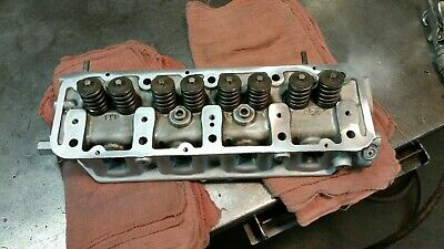 Datsun Nissan A15 cylinder head WITHOUT rocker ar‏m shaft 455 990