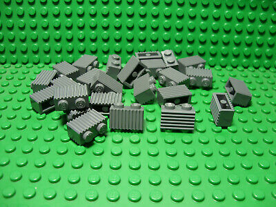 Lego Lot of New 1 x 2 White Vents or Grates New Condition!!