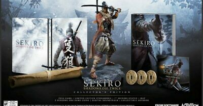 Sekiro: Shadows Die Twice Collector's Edition Playstation 4 PAL