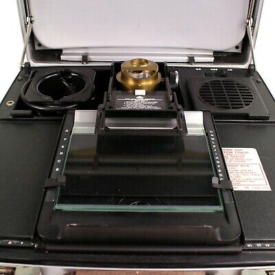 Bell & Howell Commuter II Portable Microfiche Reader