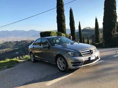Mercedes-Benz Classe C (W/S204) C 220 CDI  BlueEFFICIENCY Avantgarde AMG