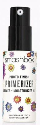 Smashbox Photo Finish Primerizer Foundation Primer & Moisturiser 15ml FAST POST
