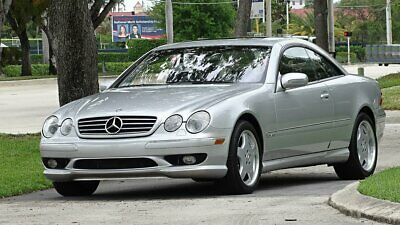 2002 Mercedes-Benz CL-Class LUXURY SPORT COUPE 2002 MERCEDES BENZ CL600 LUXURY COUPE ONE OWNER WELL SERVICED 76,000 MILE COUPE