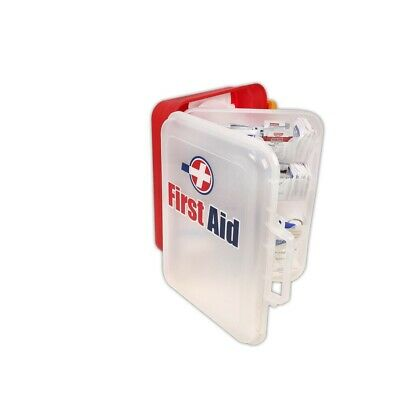 NEW! OSHA Approved Wall Mountable 354pc First Aid Kit American Seller