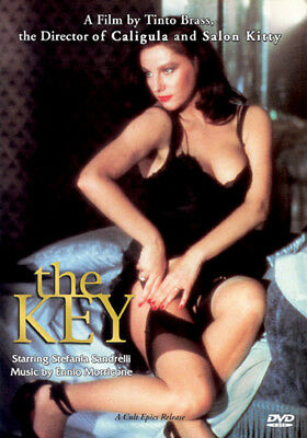 Tinto Brass THE KEY DVD Cult Epics OUT OF PRINT