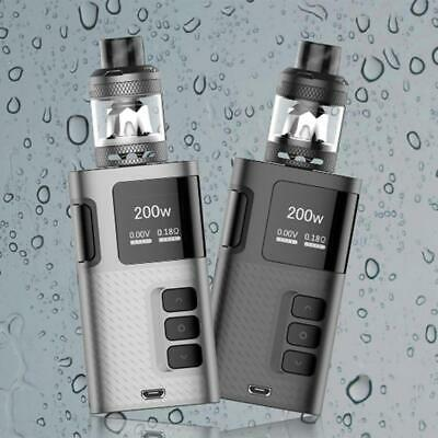 Original Kangertech Ripple 200W TC Kit Ripple Mod Box & 3.5ml Ripple Tank NR Mes