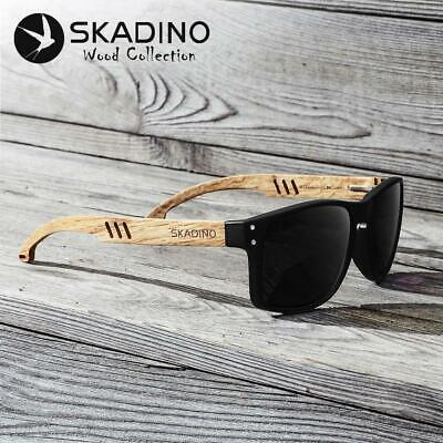 Mens Black/_Yellow/_Red/_Blue/_Pink Square Polarised Beech Sunglasses 100/% UV400