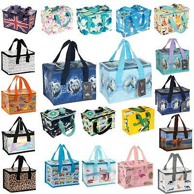 Eco Friendly Recycled Kids Lunch Cool bag School Teen Adult Insulated Work