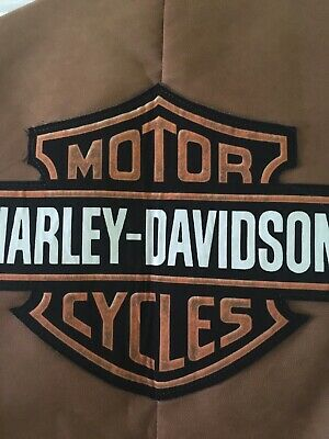 Harley Davidson Vest Childrens Small
