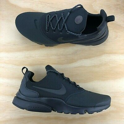 68347faedc Nike Air Presto Fly SE Triple Black Grey Running Shoes [908020-007] Multi