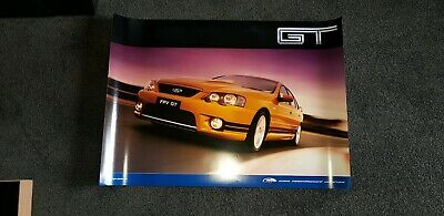 Ford Falcon GT Poster