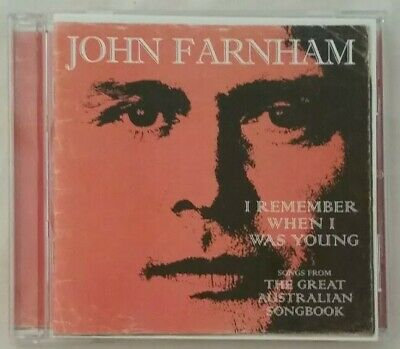 I Remember When I Was Young: Songs From The Great Aust.Songbook by John Farnham