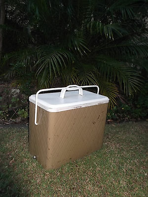 Retro Vintage Collectable Cooler/ Ice Storage Container