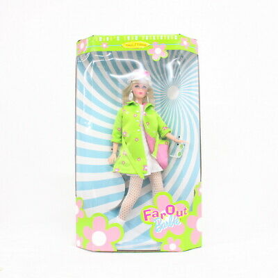 Mattel Far Out Barbie: Twist 'N Turn Collection Limited Edition Doll #417