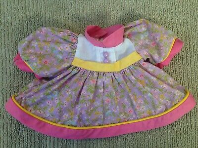 My Child Doll Clothes ~ HTF Original Aussie Floral ABC Dress ~ Please Read