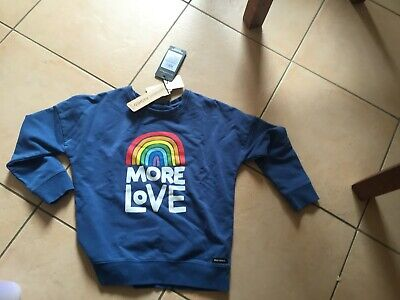 Rock Your Baby More Love Jumper Sz 5 Bnwt Rrp $59.95